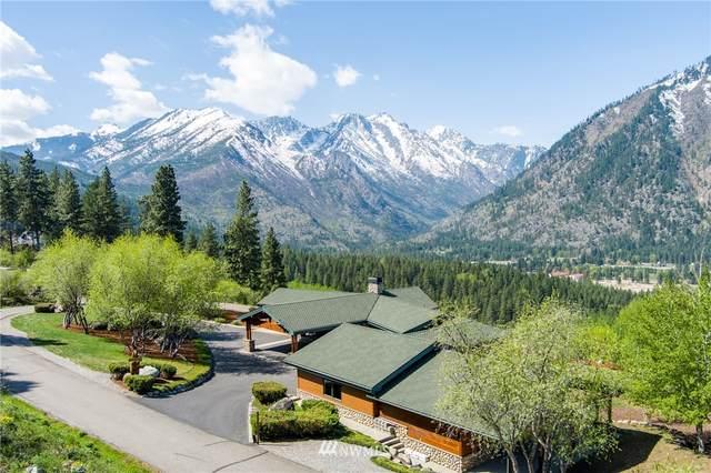 1484 Dempsey Road, Leavenworth, WA 98826 (MLS #1761580) :: Community Real Estate Group