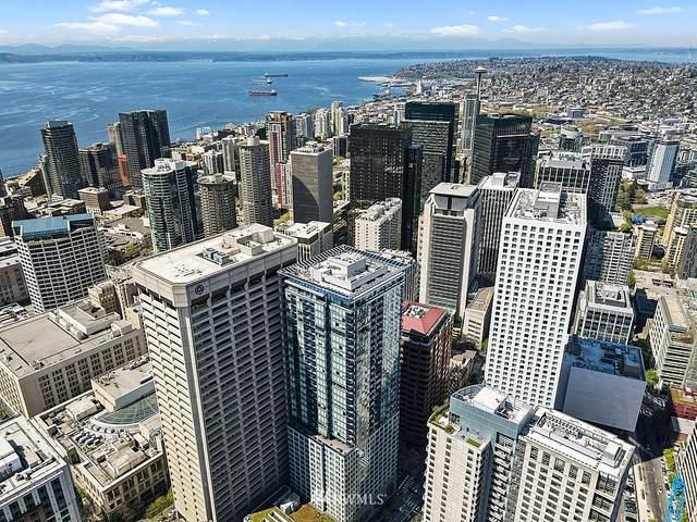 737 Olive Way #3607, Seattle, WA 98101 (#1761660) :: McAuley Homes