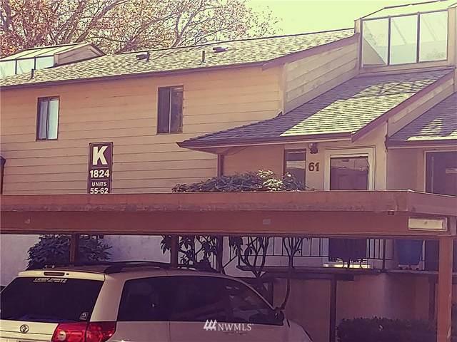 1824 Maple Lane K-61, Kent, WA 98030 (#1761703) :: Shook Home Group