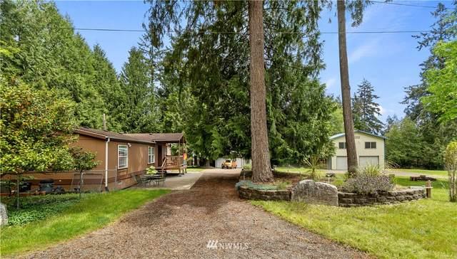 260 E Agate Drive, Shelton, WA 98584 (#1761715) :: McAuley Homes