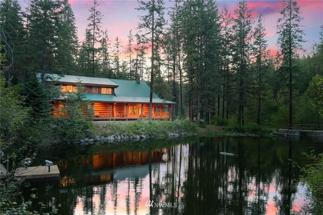3750 Camas Creek Road, Peshastin, WA 98847 (#1761802) :: Ben Kinney Real Estate Team