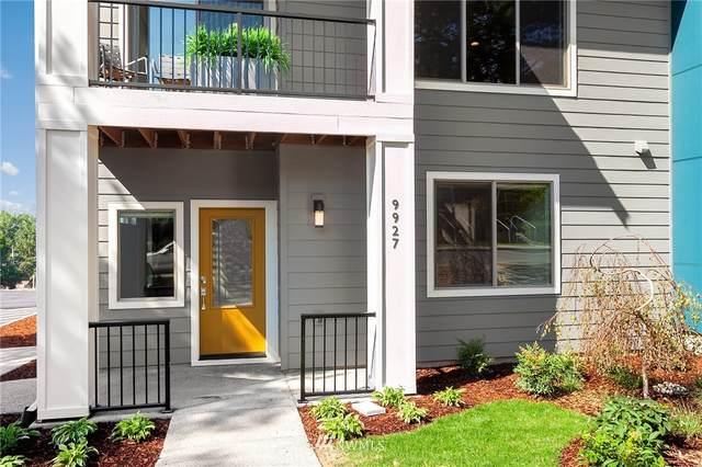 9985 10th Avenue SW #66, Seattle, WA 98106 (#1761810) :: Provost Team   Coldwell Banker Walla Walla