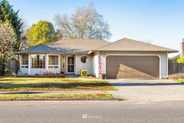 1312 NE 129th Street, Salmon Creek, WA 98685 (#1761968) :: Icon Real Estate Group