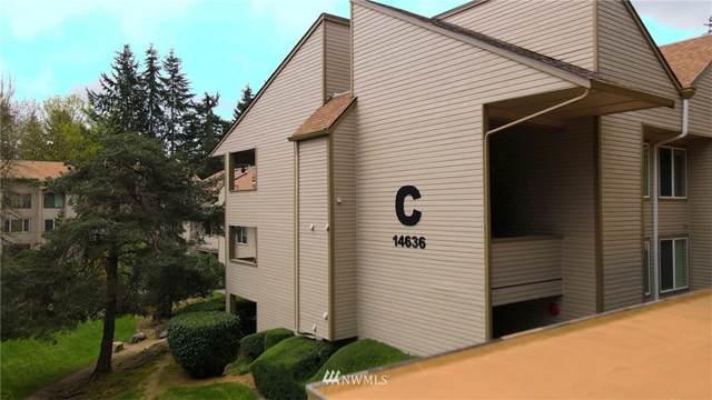 14636 NE 45th Street C6, Bellevue, WA 98007 (#1761988) :: McAuley Homes