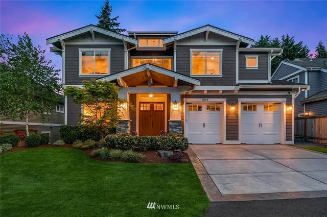 11019 SE 27th Place, Bellevue, WA 98004 (#1761991) :: Priority One Realty Inc.