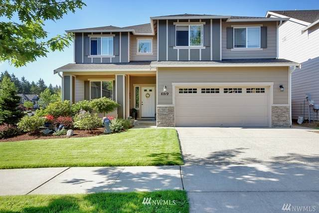 6919 38th Avenue SE, Lacey, WA 98503 (#1762017) :: Shook Home Group