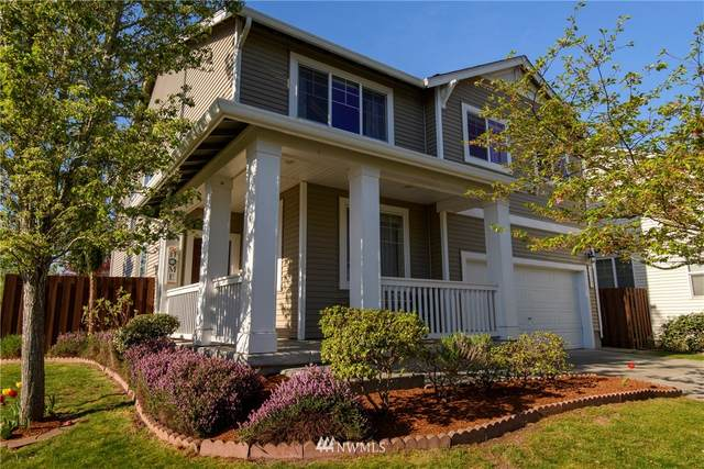 4527 S 217th Street #141, Kent, WA 98032 (#1762042) :: Commencement Bay Brokers