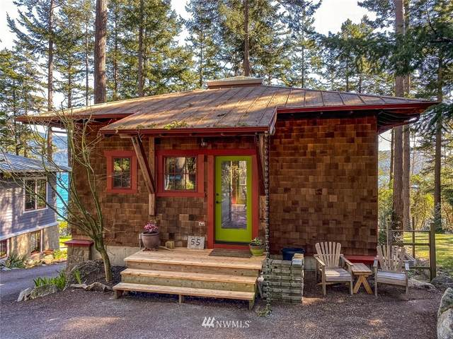 55 Huckleberry Way, Orcas Island, WA 98245 (#1762108) :: Tribeca NW Real Estate