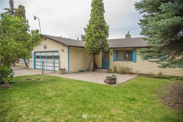 490 Brown Road, Ellensburg, WA 98926 (#1762140) :: Northwest Home Team Realty, LLC