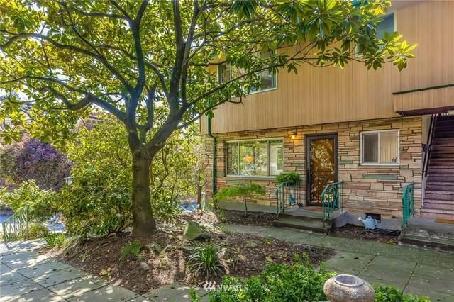 701 3rd Avenue W #701, Seattle, WA 98119 (#1762175) :: Engel & Völkers Federal Way
