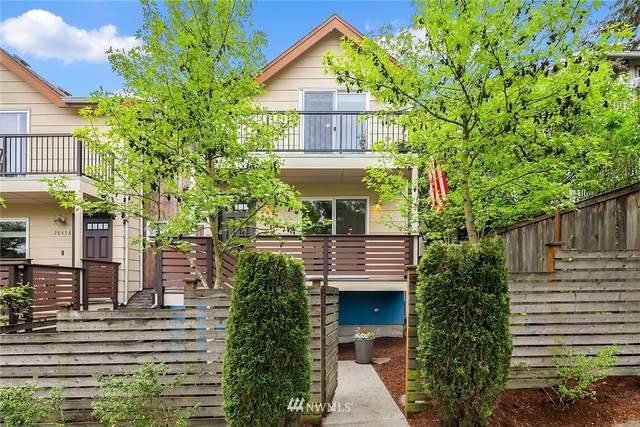 2845 SW Adams Street B, Seattle, WA 98126 (#1762219) :: Ben Kinney Real Estate Team