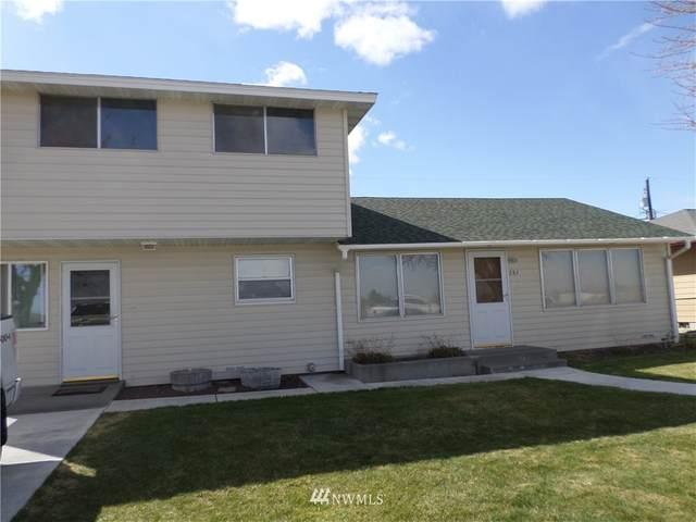 151 Ivy Street SE, Ephrata, WA 98823 (MLS #1762246) :: Nick McLean Real Estate Group