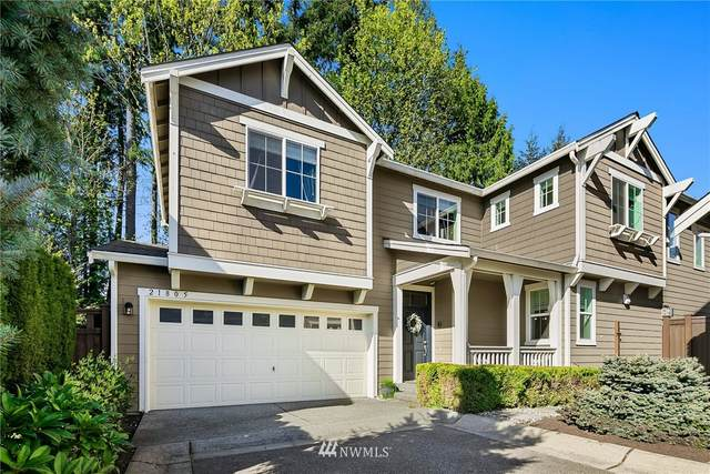 21805 38th Drive SE, Bothell, WA 98021 (#1762360) :: Shook Home Group