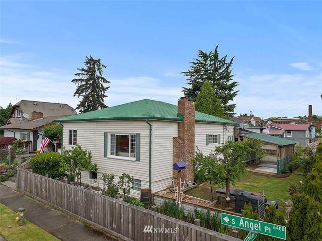 3950 S Angel Pl, Seattle, WA 98118 (#1762433) :: Icon Real Estate Group