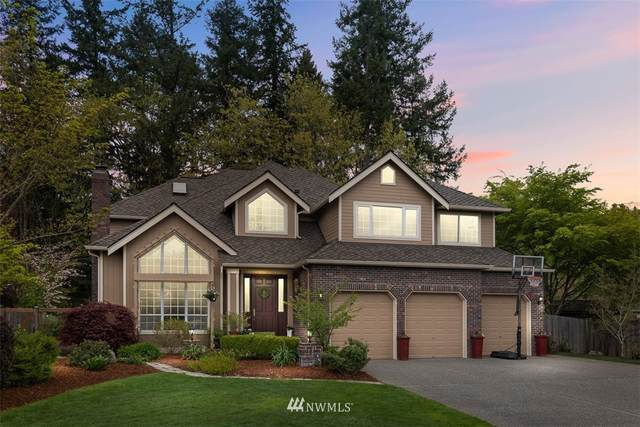 25736 SE 25th Way, Sammamish, WA 98075 (#1762468) :: Icon Real Estate Group