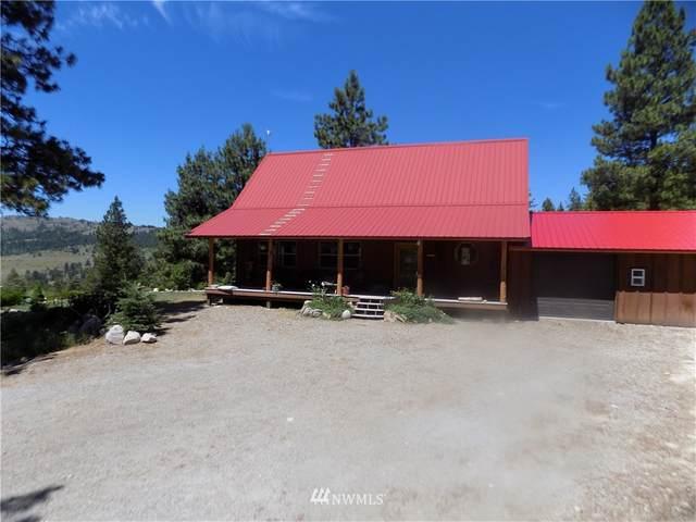 136 Cobey Creek Road, Tonasket, WA 98855 (#1762534) :: Northwest Home Team Realty, LLC