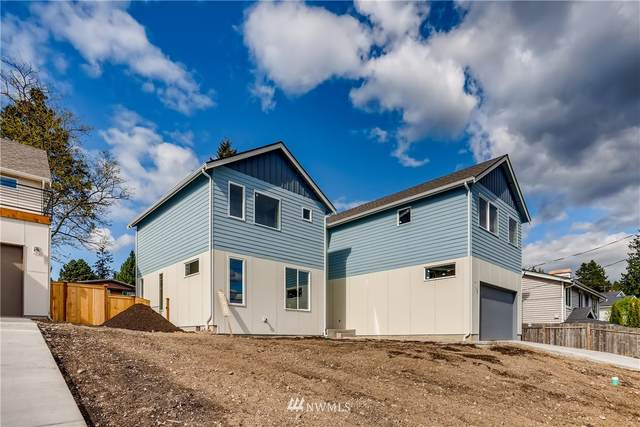5538 S Juniper Street, Seattle, WA 98178 (#1762583) :: Ben Kinney Real Estate Team