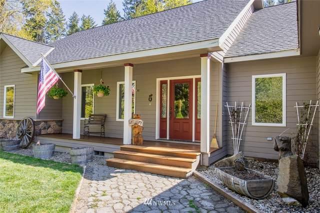 241 Pinnacle Lane, Cle Elum, WA 98922 (#1762623) :: Tribeca NW Real Estate