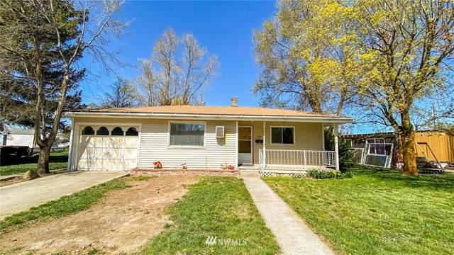 105 E Birch Avenue, Ritzville, WA 99169 (#1762709) :: Provost Team | Coldwell Banker Walla Walla