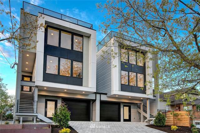 2022 S Norman Street A, Seattle, WA 98144 (#1762788) :: Northwest Home Team Realty, LLC
