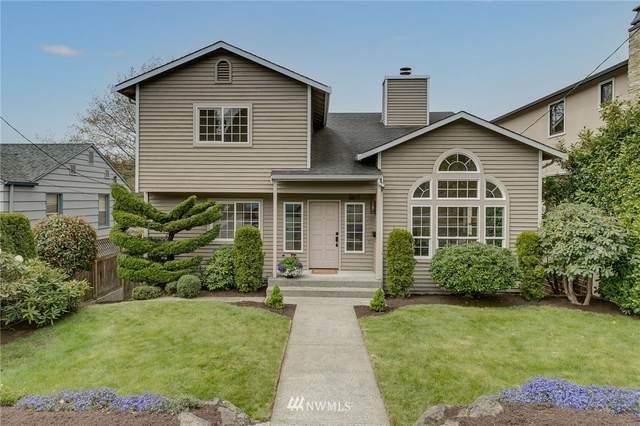 3617 32nd Avenue W, Seattle, WA 98199 (#1762851) :: Ben Kinney Real Estate Team