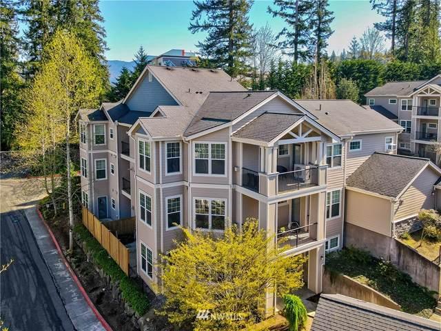 4311 Issaquah-Pine Lake Road SE #1105, Sammamish, WA 98075 (#1762901) :: Northwest Home Team Realty, LLC