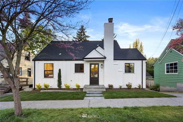 5519 40th Avenue NE, Seattle, WA 98105 (#1762982) :: Icon Real Estate Group