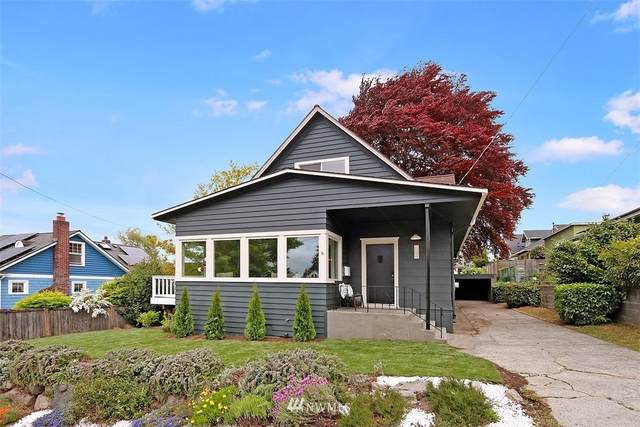 120 NW 49th Street, Seattle, WA 98107 (#1762987) :: Better Properties Lacey
