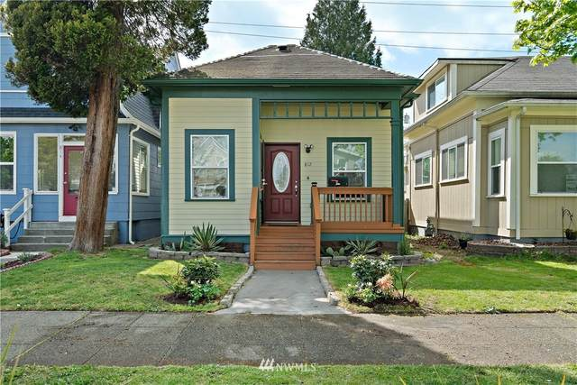 812 S Sheridan, Tacoma, WA 98405 (MLS #1763009) :: Community Real Estate Group