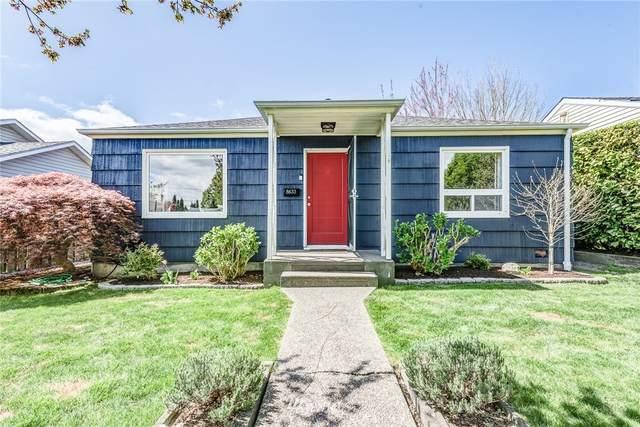 8633 35th Avenue SW, Seattle, WA 98126 (#1763024) :: Ben Kinney Real Estate Team
