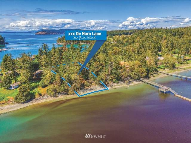 0 De Haro Lane, Friday Harbor, WA 98250 (#1763061) :: M4 Real Estate Group