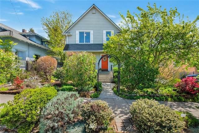 7046 24th Avenue NW, Seattle, WA 98117 (#1763227) :: Ben Kinney Real Estate Team