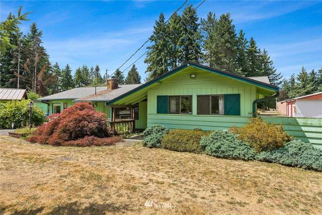 19147 Old Hwy 99 SW, Rochester, WA 98579 (#1763231) :: Ben Kinney Real Estate Team