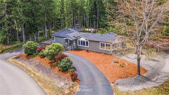 70 N Goldeneye Drive, Hoodsport, WA 98548 (#1763255) :: Shook Home Group