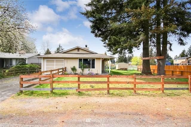 16804 21st Avenue Ct SE, Spanaway, WA 98387 (#1763279) :: Ben Kinney Real Estate Team