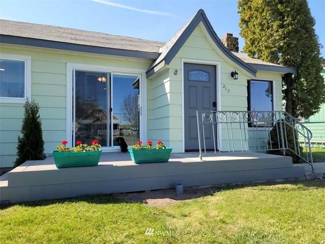 215 W Locust Street, Coulee City, WA 99115 (#1763299) :: Keller Williams Western Realty