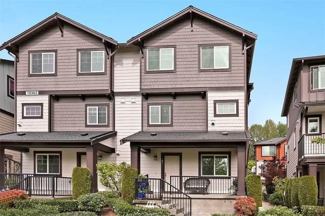 10363 156th Lane NE #101, Redmond, WA 98052 (#1763388) :: Icon Real Estate Group