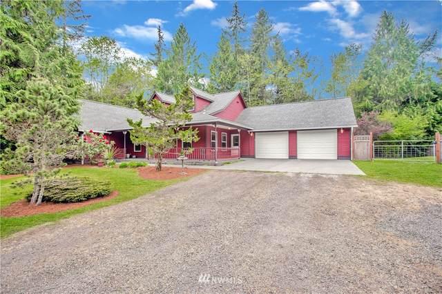 35281 Hansville Road NE, Kingston, WA 98346 (#1763401) :: Mike & Sandi Nelson Real Estate