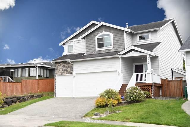 3509 81st Drive NE, Marysville, WA 98270 (MLS #1763443) :: Community Real Estate Group