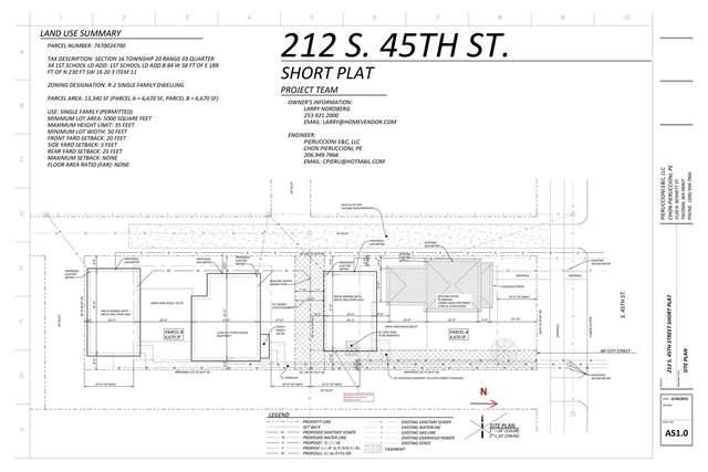 212 S 45th Street, Tacoma, WA 98418 (#1763485) :: Keller Williams Western Realty