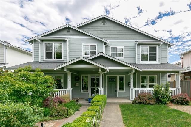 813 S J Street, Tacoma, WA 98405 (#1763769) :: Keller Williams Western Realty