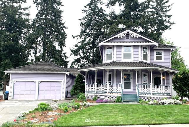 610 22nd Avenue Ct SE, Puyallup, WA 98372 (#1763799) :: Front Street Realty