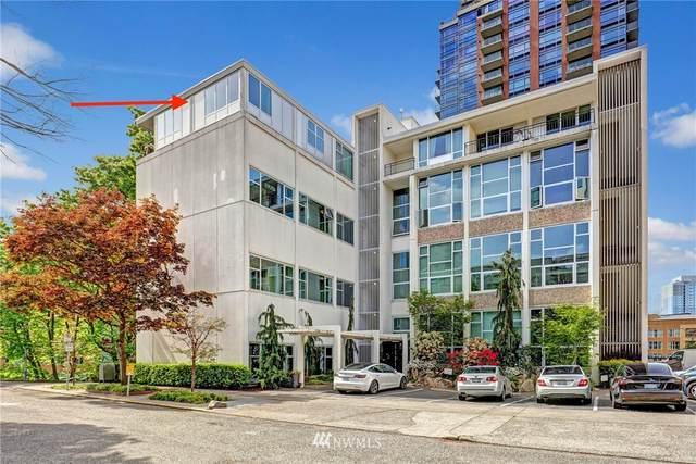 1000 Union Street Phb, Seattle, WA 98101 (#1763871) :: The Shiflett Group