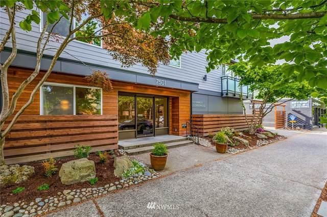 7501 Greenwood Avenue N #403, Seattle, WA 98103 (#1763900) :: Icon Real Estate Group