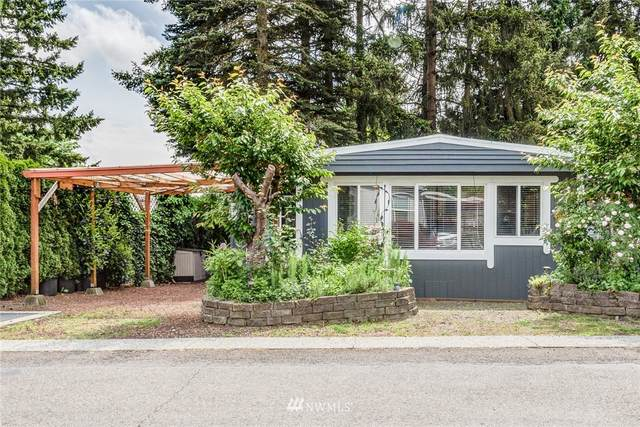 18425 NE 95th Street #58, Redmond, WA 98052 (#1763908) :: Better Properties Lacey