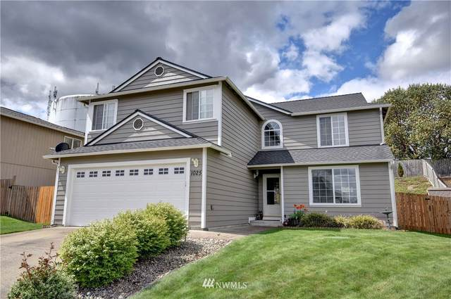 1025 Fitz Hugh Drive SE, Olympia, WA 98513 (#1764066) :: Icon Real Estate Group