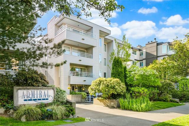 2125 California Avenue SW #202, Seattle, WA 98116 (MLS #1764106) :: Community Real Estate Group