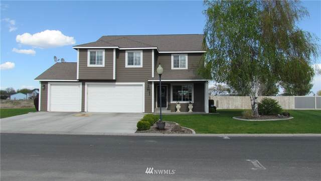 143 Scenic Drive NE, Moses Lake, WA 98837 (#1764133) :: Tribeca NW Real Estate