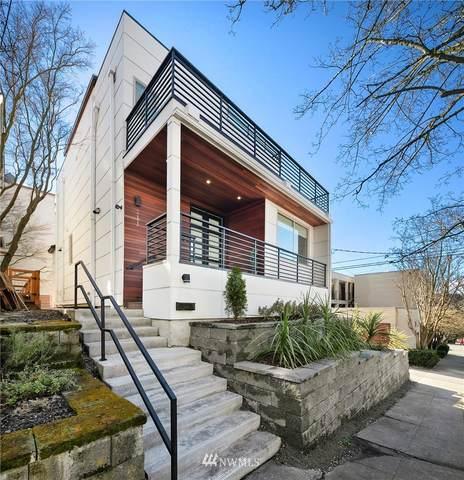 213 E Boston Street, Seattle, WA 98102 (#1764163) :: NextHome South Sound