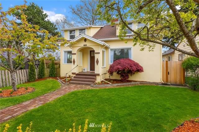 7126 31st Avenue SW, Seattle, WA 98126 (#1764171) :: Provost Team | Coldwell Banker Walla Walla
